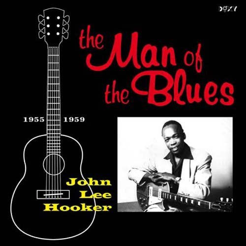 HOOKER JOHN LEE-THE MAN OF THE BLUES 2LP *NEW*