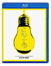 U2-INNOCENCE + EXPERIENCE LIVE IN PARIS BLURAY *NEW*