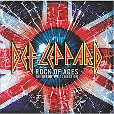 DEF LEPPARD-ROCK OF AGES THE DEFINITIVE COLLECTION 2CD *NEW*
