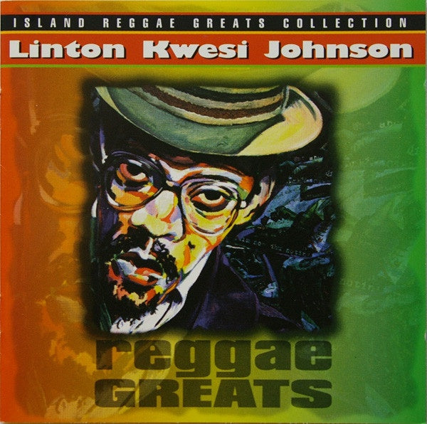 JOHNSON LINTON KWESI-REGGAE GREATS CD VG+
