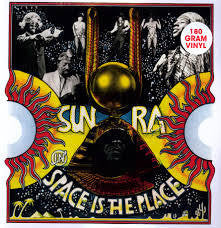 SUN RA-IN SPACE IS THE PLACE OST COLOURED VINYL 2LP *NEW*