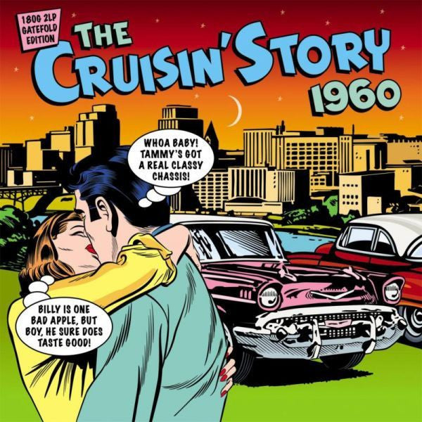 CRUISIN STORY 1960 - VARIOUS ARTISTS 2LP *NEW*