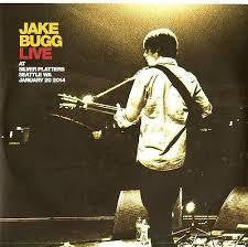 "BUGG JAKE-LIVE AT SILVER PLATTERS 12"" EP *NEW*"