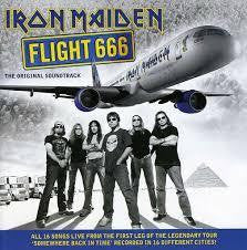 IRON MAIDEN-FLIGHT 666 2CD M