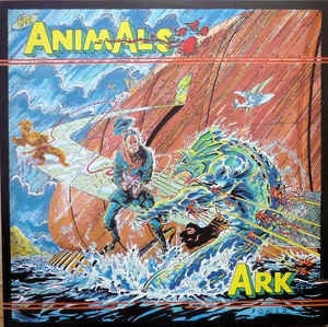 ANIMALS THE- ARK CD VG