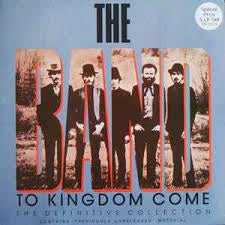 BAND THE-TO KINGDOM COME 3LP EX COVER VG+
