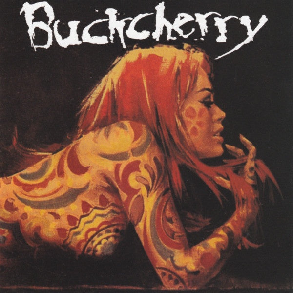BUCKCHERRY-BUCKCHERRY CD VG