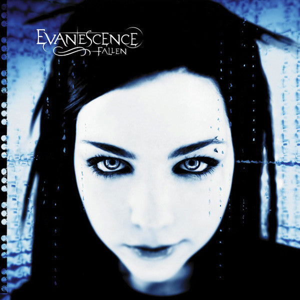 EVANESCENCE-FALLEN CD VG
