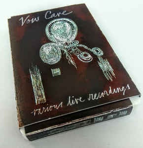 VOW CAVE-VARIOUS LIVE RECORDINGS CASSETTE *NEW*