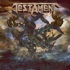 TESTAMENT-THE FORMATION OF DAMNATION CD VG