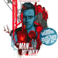 THE MAN FROM MO' WAX OST CD *NEW*