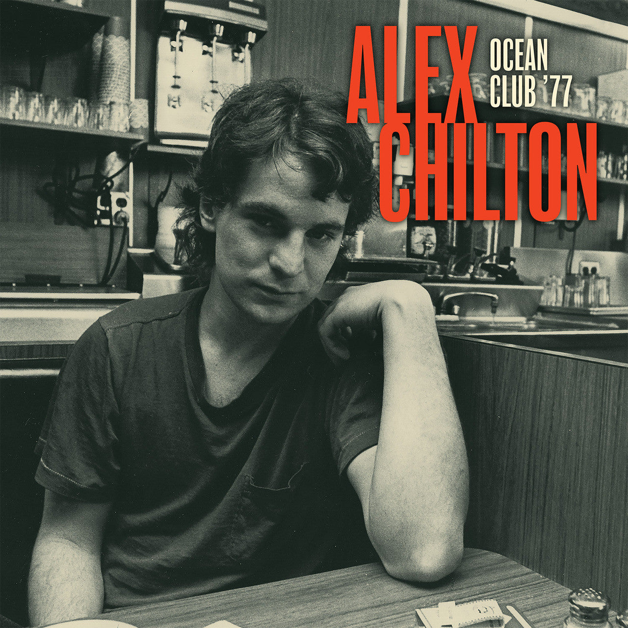 CHILTON ALEX-OCEAN CLUB '77 CD *NEW*