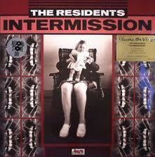 "RESIDENTS THE-INTERMISSION 12"" EP PINK VINYL *NEW*"
