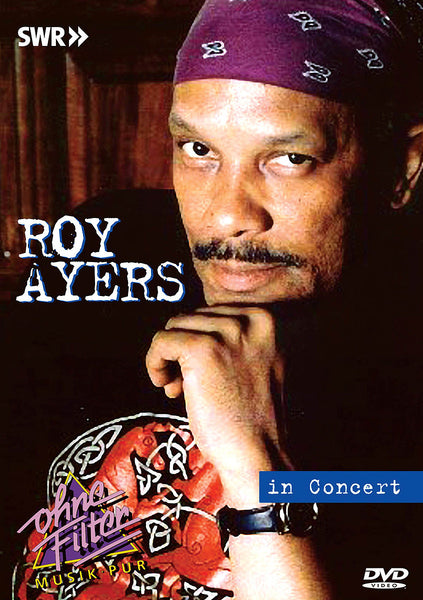 AYERS ROY-IN CONCERT DVD *NEW*