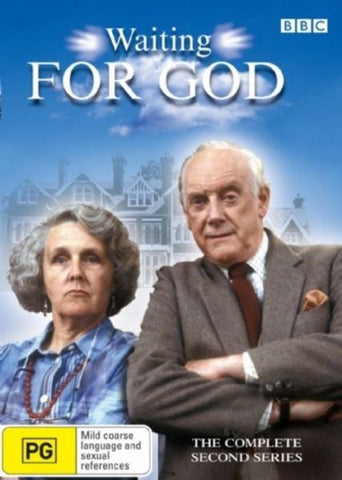 WAITING FOR GOD THE COMPLETE SECOND SEASON 2DVD VG