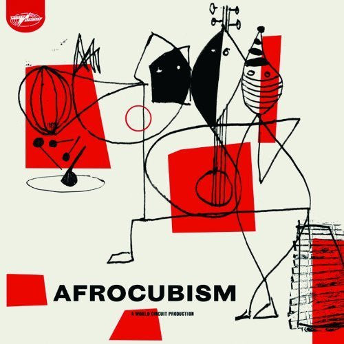 AFROCUBISM CD *NEW*