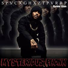 SPACEGHOSTPURPP-MYSTERIOUS PHONK 2LP NM COVER EX