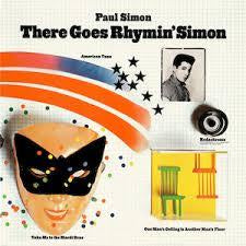 SIMON PAUL-THERE GOES RHYMIN' SIMON LP EX COVER VG+
