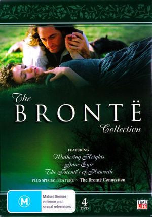 BRONTE COLLECTION 4DVD M