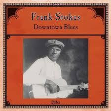 STOKES FRANKS-DOWNTOWN BLUES LP *NEW*