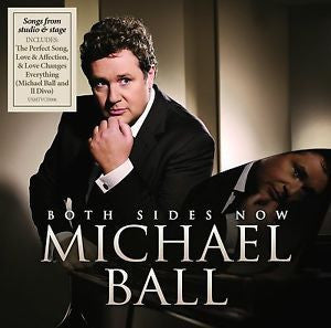 BALL MICHAEL-BOTH SIDES NOW CD VG