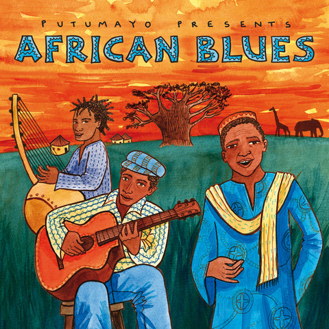 AFRICAN BLUES *NEW*
