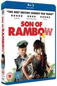 SON OF RAMBOW BLURAY VG