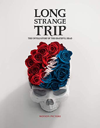 GRATEFUL DEAD-LONG STRANGE TRIP BLURAY *NEW*
