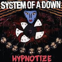 SYSTEM OF A DOWN-HYPNOTIZE LP *NEW*