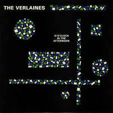 "VERLAINES THE-10 O'CLOCK IN THE AFTERNOON 12"" EP NM COVER VG+"