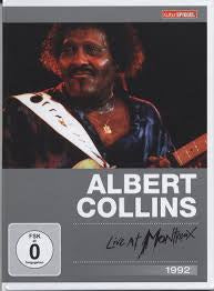 COLLINS ALBERT-LIVE AT MONTREUX DVD VG
