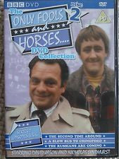 ONLY FOOLS AND HORSES-SERIES 1 DISC 2 DVD VG