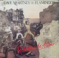 "MCARTNEY DAVE & THE FLAMINGOS-REMEMBER THE ALAMO! 12"" EP EX COVER VG+"