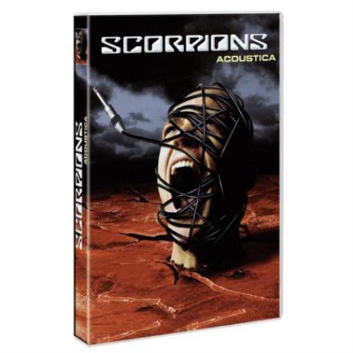 SCORPIONS-ACOUSTICA DVD *NEW*