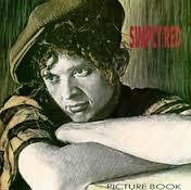SIMPLY RED-PICTURE BOOK LP VG+ COVER VG+