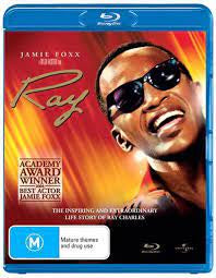 CHARLES RAY-BLURAY VG