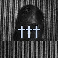 "+++ (CROSSES)-EP ++ BLUE VINYL 10"" NM COVER NM"
