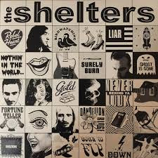 SHELTERS THE-THE SHELTERS LP *NEW*