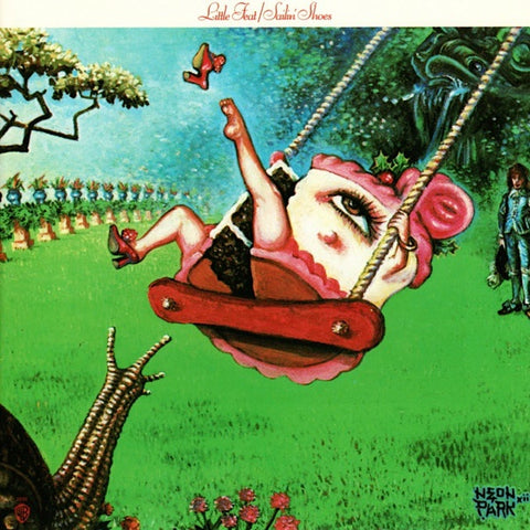 LITTLE FEAT-SAILIN' SHOES LP *NEW*