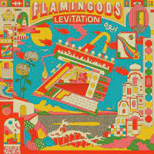 FLAMINGODS-LEVITATION SPLATTER VINYL LP *NEW*