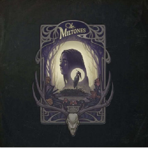 MILTONES THE-THE MILTONES CD *NEW*