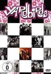 YARDBIRDS THE-THE YARDBIRDS DVD *NEW*