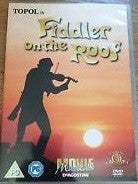 FIDDLER ON THE ROOF DVD REGION 2 VG