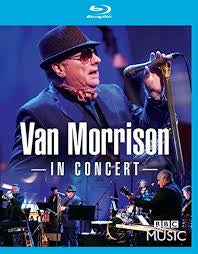 MORRISON VAN-IN CONCERT BLURAY *NEW*