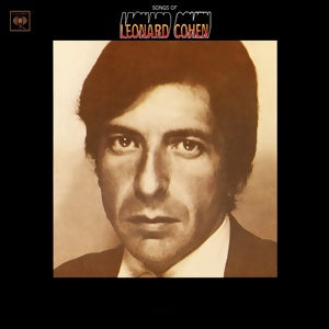 COHEN LEONARD-SONGS OF LEONARD COHEN CD VG