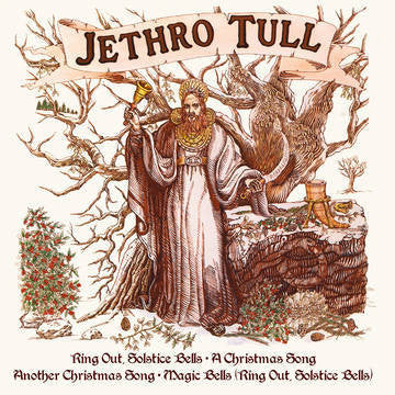 "JETHRO TULL-RING OU, SOLSTICE BELLS 7"" *NEW*"