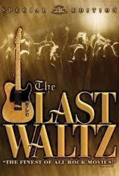 THE LAST WALTZ-THE BAND DVD VG