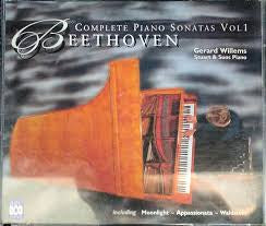 BEETHOVEN-COMPLETE PIANO SONATAS VOL 1 3CD NM