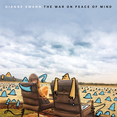 SWANN DIANNE-THE WAR ON PEACE OF MIND CD *NEW*