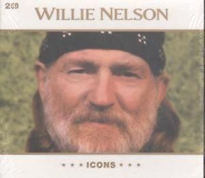 NELSON WILLIE-ICONS 2CD VG